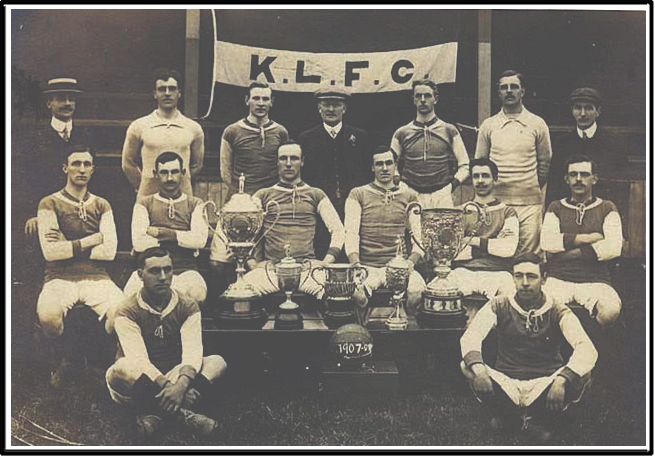 King's Lynn Football Club 1907-08