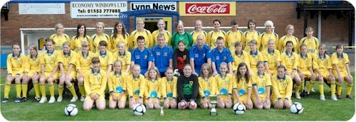 Kings Lynn FC Advanced Girls and Women