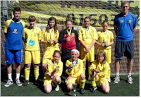 Advanced U12 Girls